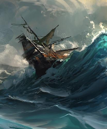 Le Trésor des Fonds Saumâtres  Oceanstorm