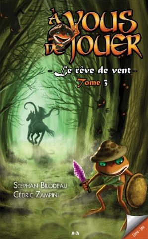Le Rêve de Vent (illustration Mylène Villeneuve)