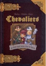 Couverture Chevaliers - Journal d'un héros