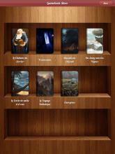 La bibliothèque de l'utilisateur