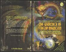Couverture de The Warlock of the Firetop Mountain