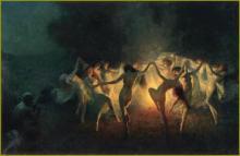 La Danse des Sorcières Sabbat_sorciere